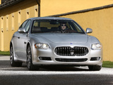 Photos of Maserati Quattroporte S 2008–12