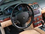 Photos of Maserati Quattroporte Bellagio Fastback 2008–09