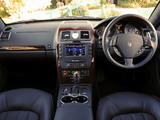 Photos of Maserati Quattroporte AU-spec (V) 2008