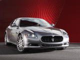 Photos of Maserati Quattroporte Sport GT S 2009–12