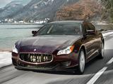 Photos of Maserati Quattroporte S Q4 2013