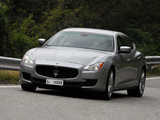 Photos of Maserati Quattroporte S Q4 2013