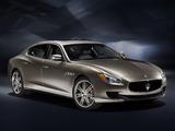Photos of Maserati Quattroporte Ermenegildo Zegna 2014