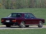 Pictures of Maserati Quattroporte (II) 1974–75