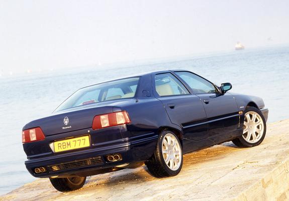 Pictures of Maserati Quattroporte Evoluzione (IV) 1998-2001