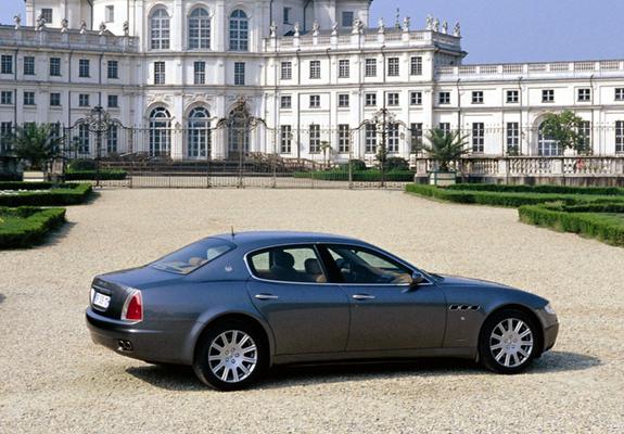 Pictures Of Maserati Quattroporte V 200408