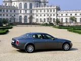Pictures of Maserati Quattroporte (V) 2004–08
