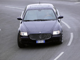 Pictures of Maserati Quattroporte Automatic (V) 2005–08