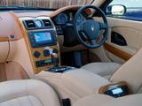 Pictures of Maserati Quattroporte Automatic AU-spec (V) 2005–08