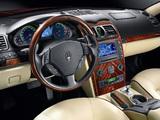 Pictures of Maserati Quattroporte Executive GT (V) 2006