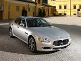 Pictures of Maserati Quattroporte S 2008–12