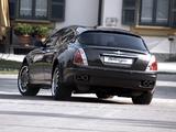 Pictures of Maserati Quattroporte Bellagio Fastback 2008–09