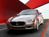 Pictures of Maserati Quattroporte Sport GT S 2009–12