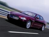 Maserati Quattroporte Executive GT (V) 2006 wallpapers