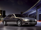Maserati Quattroporte S 2008–12 wallpapers