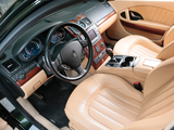 Maserati Quattroporte Bellagio Fastback 2008–09 wallpapers
