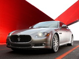 Maserati Quattroporte Sport GT S 2009–12 wallpapers