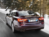 Maserati Quattroporte S Q4 2013 wallpapers