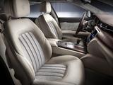Maserati Quattroporte Ermenegildo Zegna 2014 wallpapers