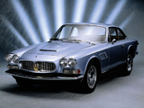 Maserati Sebring (Series II) 1965–67 wallpapers