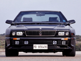 Photos of Maserati Shamal (AM339) 1990–96