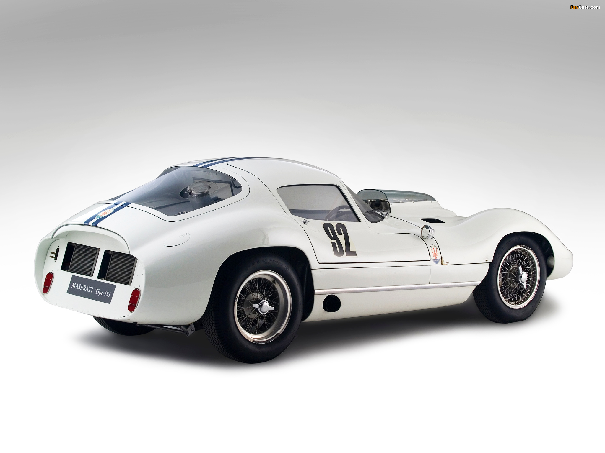 Maserati Tipo 151 1962 images (2048 x 1536)