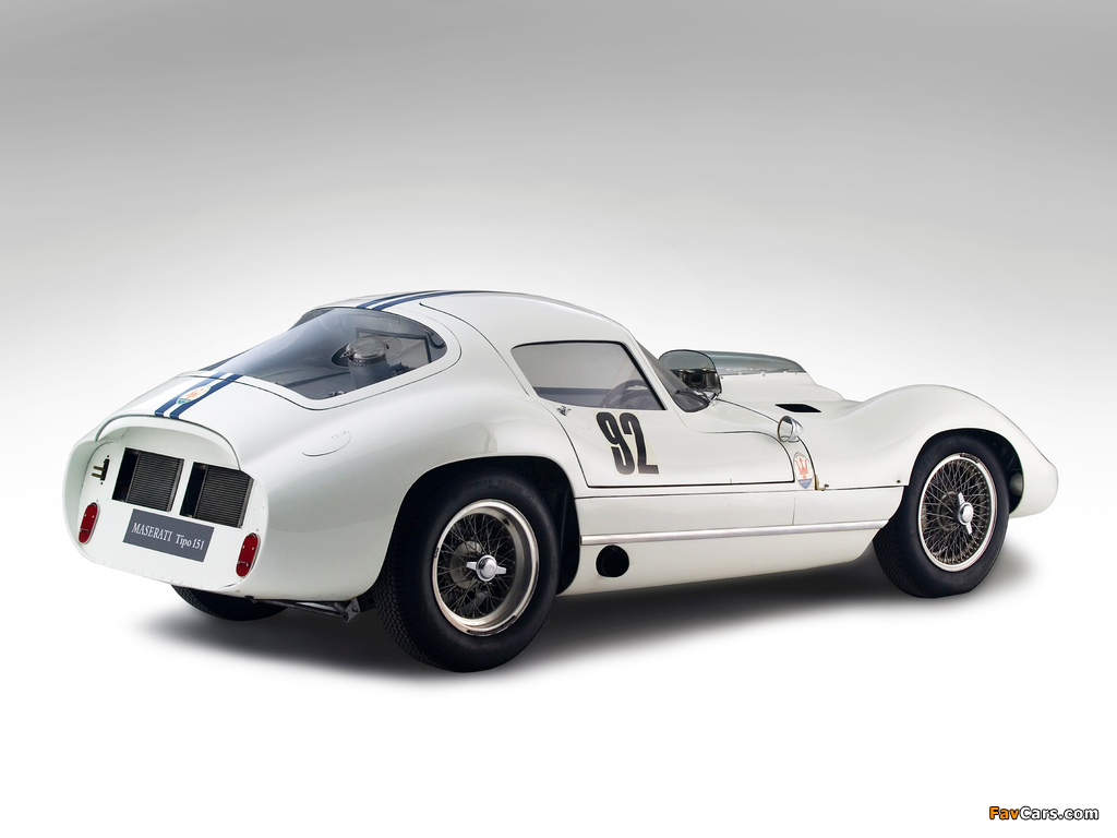 Maserati Tipo 151 1962 images (1024 x 768)