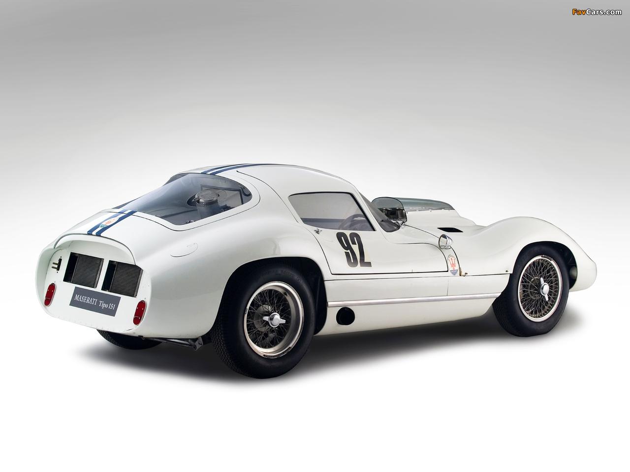 Maserati Tipo 151 1962 images (1280 x 960)