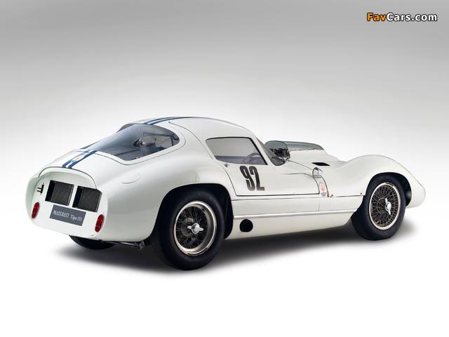 Maserati Tipo 151 1962 images (640 x 480)