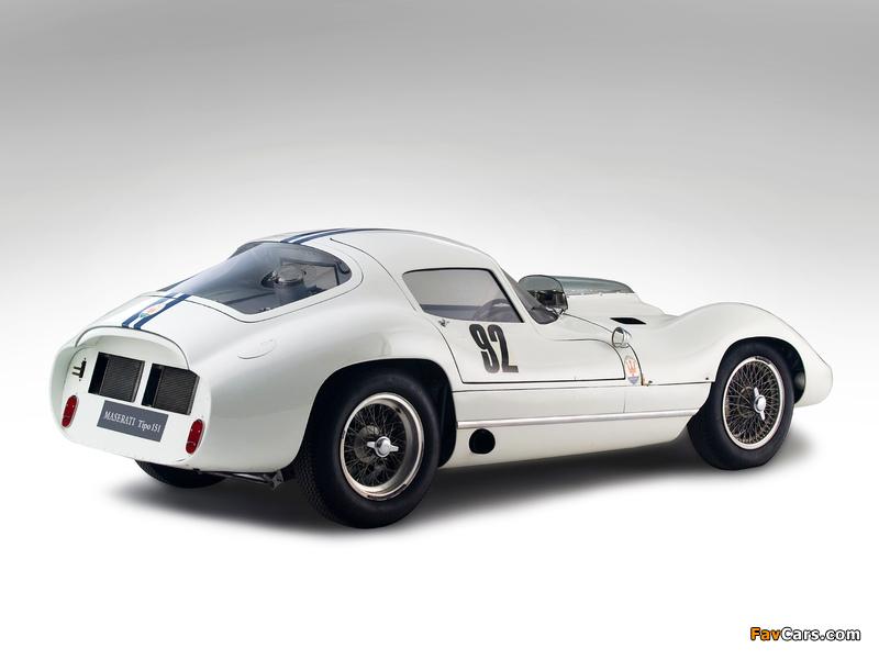 Maserati Tipo 151 1962 images (800 x 600)
