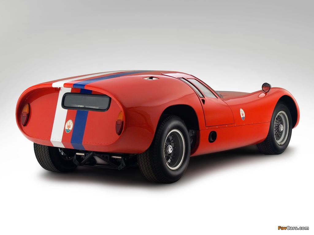 Maserati Tipo 151/3 1964 pictures (1024 x 768)