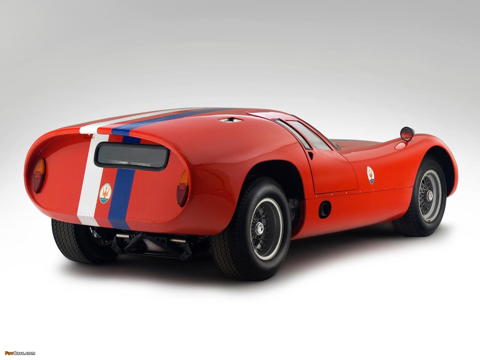 Maserati Tipo 151/3 1964 pictures (1600 x 1200)