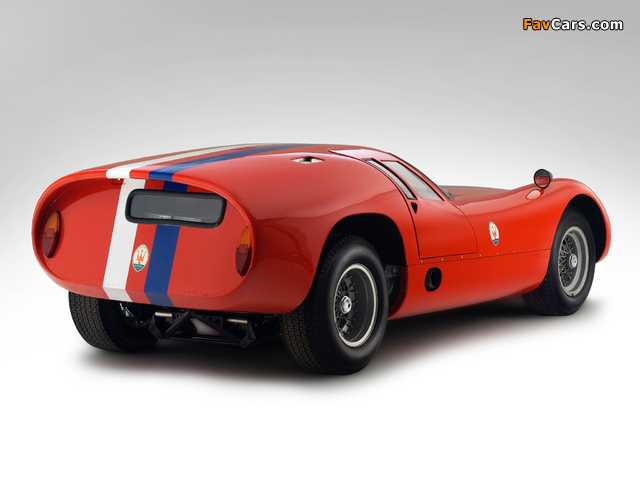 Maserati Tipo 151/3 1964 pictures (640 x 480)