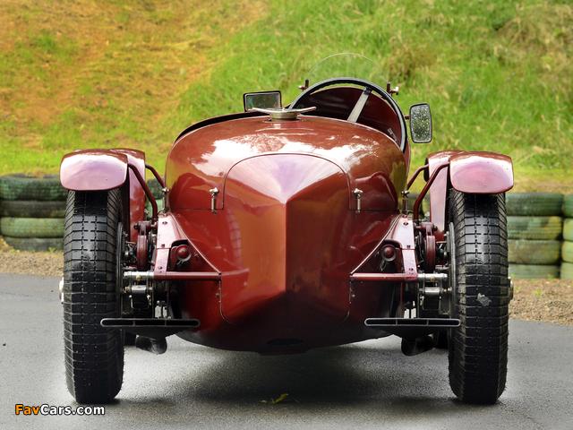 Maserati Tipo V4 1929 wallpapers (640 x 480)