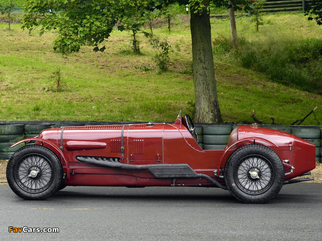 Pictures of Maserati Tipo V4 1929 (640 x 480)