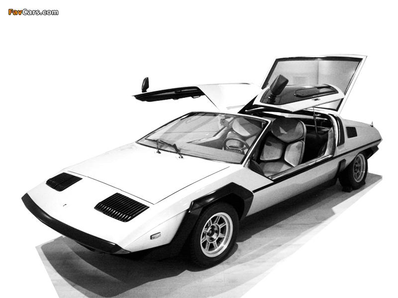 Photos of Matra Laser Concept 1971 (800 x 600)