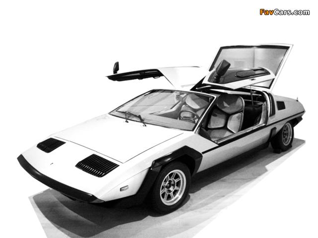 Photos of Matra Laser Concept 1971 (640 x 480)