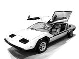 Photos of Matra Laser Concept 1971
