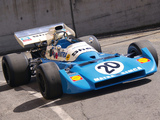 Matra-Simca MS120C 1972 images