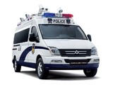 Pictures of Maxus V80 Police 2011