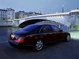 Maybach 57 2002–10 images