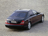 Maybach 57 (W240) 2002–10 images