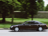 Maybach 57 (W240) 2002–10 photos