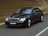 Maybach 57S 2005–10 photos