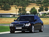 Maybach 57S 2005–10 pictures