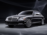 Maybach 57S Edition 125! 2011–12 images