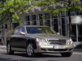 Photos of Maybach 57 2002–10