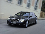 Photos of Maybach 57S 2005–10