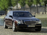 Pictures of Maybach 57 2002–10
