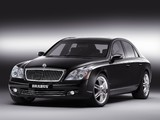 Pictures of Brabus Maybach 57 2004–10